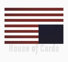 House of Cards - Logo and Title by hopehayden