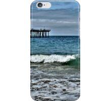 Hermosa Beach Surf iPhone Case/Skin