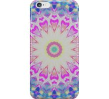 Peace Lily Abstract T-Shirt iPhone Case/Skin