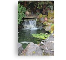 Tranquil View Canvas Print