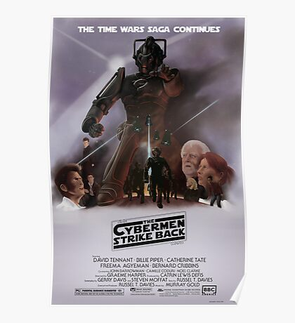 Time Wars - The Cybermen Strike Back Poster