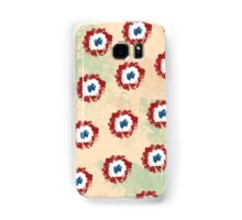 here's my patch Samsung Galaxy Case/Skin