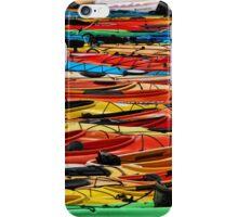 Kayak kayak iPhone Case/Skin