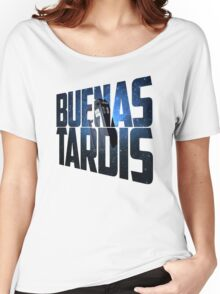 Buenas Tardis Women's Relaxed Fit T-Shirt