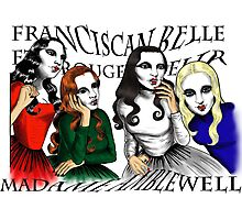 Franciscan Belle sisters Photographic Print