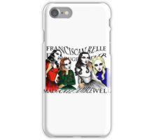 Franciscan Belle sisters iPhone Case/Skin