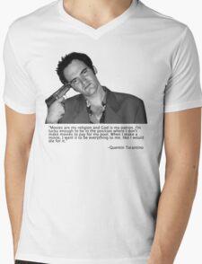 QT Mens V-Neck T-Shirt