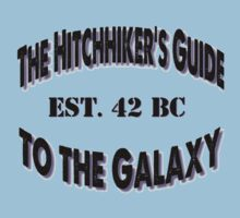 Hitchhiker's Guide! by CharlotteTardis