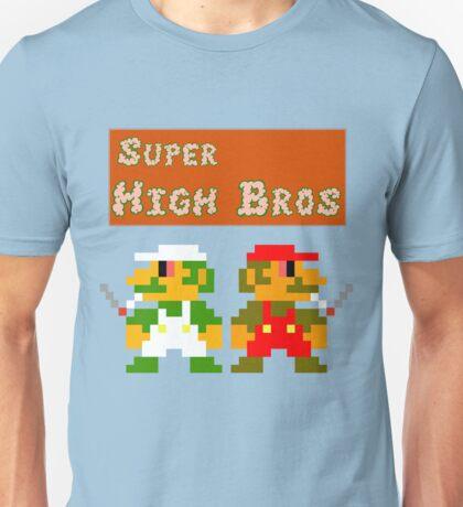 Super High Bros! Unisex T-Shirt
