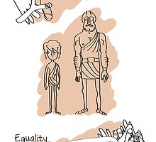 Equity vs. Equality by Sam Killermann