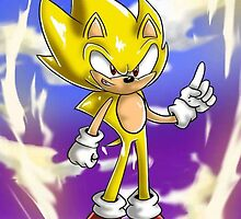 Super Sonic! by lorddepingas