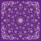 spring mandala by redblackberries