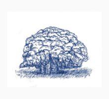 Baobab tree One Piece - Long Sleeve