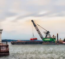 Light On Dredging by Richard Bean