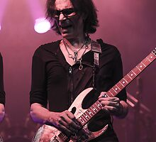 Steve Vai - iPhone Case by HoskingInd
