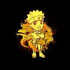 Cute Naruto - Chibilette by coffeewatson