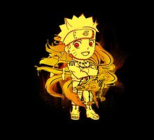 Cute Naruto - Chibilette by coffeewatson