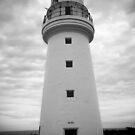 Cape Otway Lightstation by Bevlea Ross