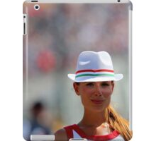 Pit girl iPad Case/Skin