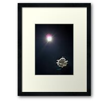 ©TSS The Sun Series XXV T Framed Print