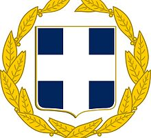 Greece National Emblem  by abbeyz71