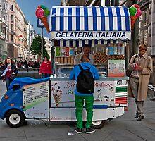 Gelateria Italiana by phil decocco