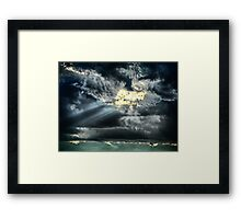 ©HCS Eye In The Sky HDRABI Framed Print