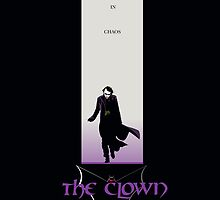 The Clown by Justin Valdivia