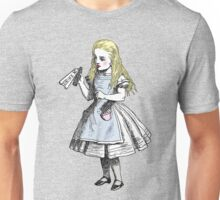 Alice in Wonderland Drink Me Bottle Unisex T-Shirt