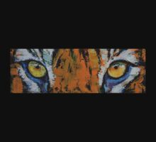 Tiger Eyes Kids Clothes