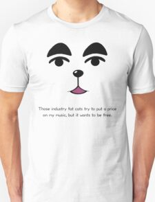 KK Slider Slogan T-Shirt
