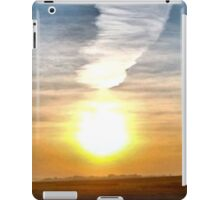 A Heavenly Exclamation! iPad Case/Skin