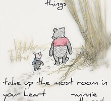 Winnie the Pooh by mlswig