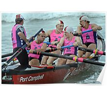 Port Campbell at Vic States, Ocean Grove 2014 Poster