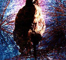 Baby Hawk Brancher by Corri Gryting Gutzman