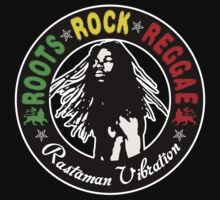 Roots rock reggae by extracom