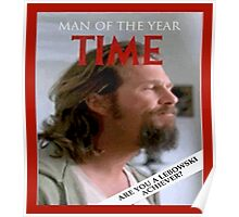 Man Of The Year - Lebowski Poster