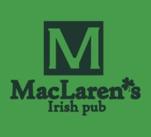 Maclaren's Irish Pub by love-love-love