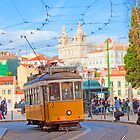 28. tram in Lisbon by terezadelpilar~ art & architecture
