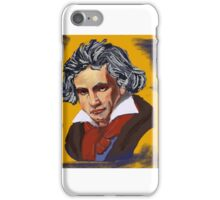 Beethoven iPhone Case/Skin