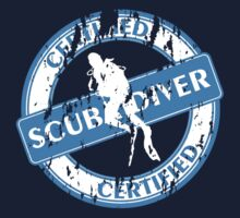 Certified Scuba Diver by nektarinchen