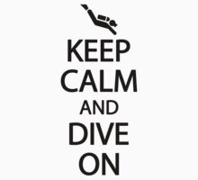 Keep calm and dive on by nektarinchen