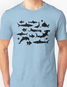 Diving Shirt Underwater Unisex T-Shirt