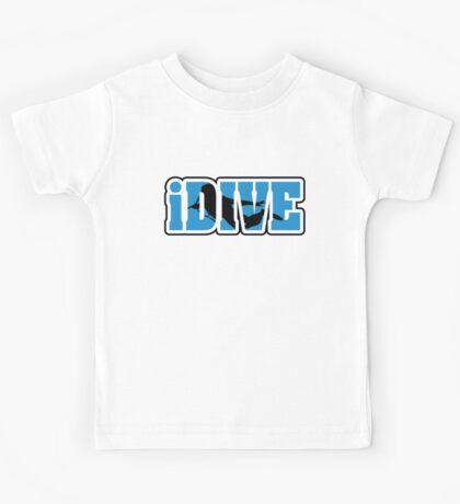 iDive Kids Tee
