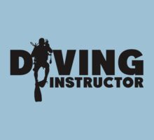 Diving Instructor by nektarinchen