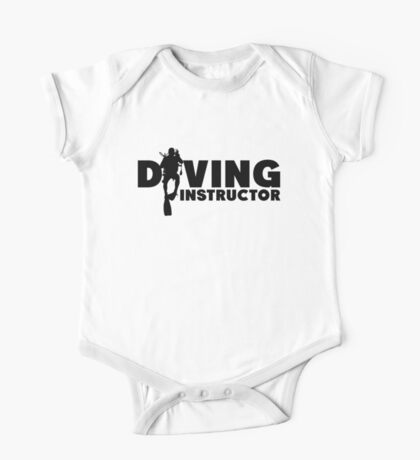Diving Instructor One Piece - Short Sleeve
