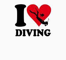 I love diving T-Shirt