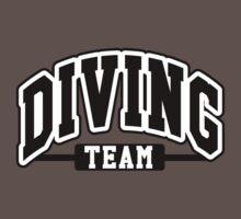 Diving Team Baby Tee