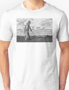 Man and Dog T-Shirt