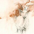 Chinese Zodiac - The Goat by Kirsten Glenwright